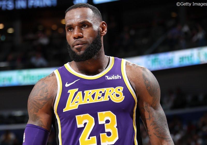 【NBA】レブロン・ジェームズが得点とアシストで史上唯一となる歴代トップ10入り